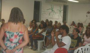 Palestras educativas voltadas para questão Racial
