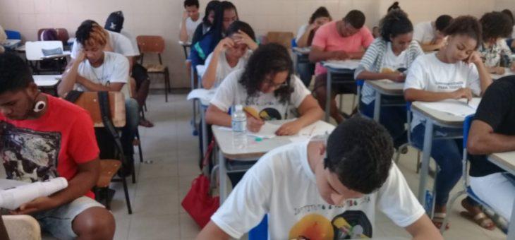 Instituto Quilombo Ilha realiza simulados com questões dos principais processos seletivos do país