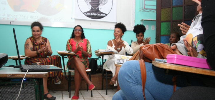 Fortalecer e acolher foram às palavras chaves na Roda de Conversa em comemoração ao Dia Internacional da Mulher Negra Latino-Americana e Caribenha
