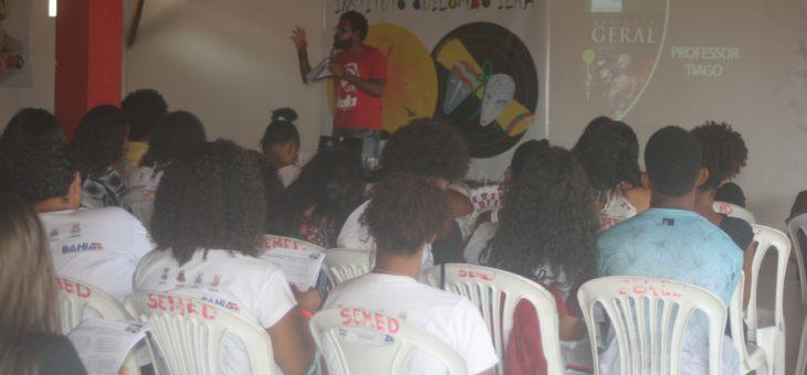 Estão abertas as inscrições do curso preparatório para o Enem/Vestibular 2019 do Instituto Quilombo Ilha